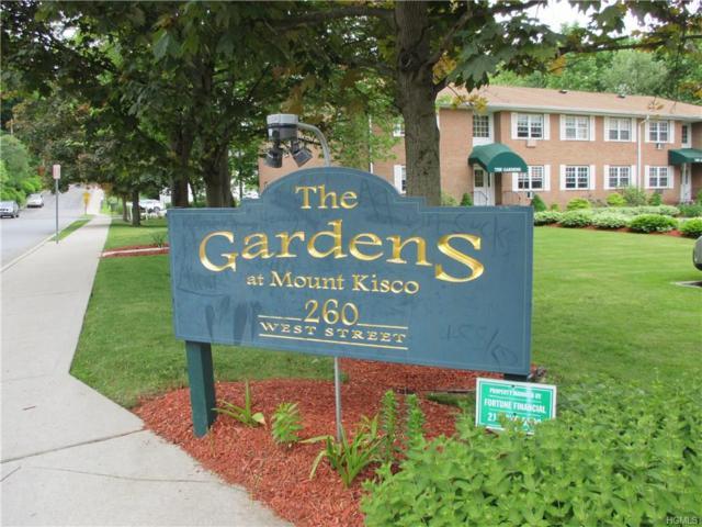 260 West Street 6B, Mount Kisco, NY 10549 (MLS #4646553) :: Mark Boyland Real Estate Team