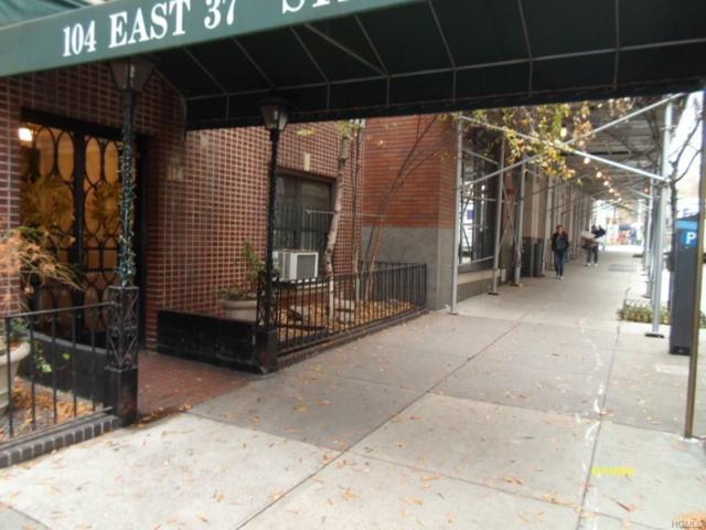 104 E 37th Street 3F, New York, NY 10017 (MLS #4711830) :: Mark Boyland Real Estate Team