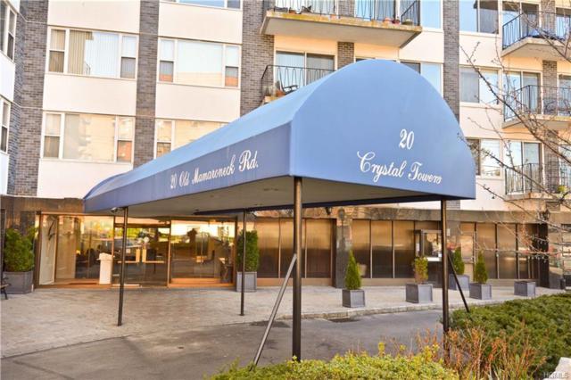 20 Old Mamaroneck Road 4F, White Plains, NY 10605 (MLS #4717627) :: Mark Boyland Real Estate Team