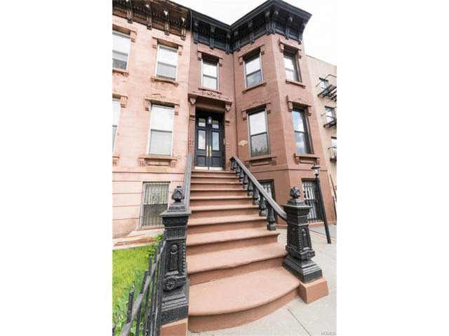 579 Monroe Street, Brooklyn, NY 11221 (MLS #4719834) :: Mark Boyland Real Estate Team