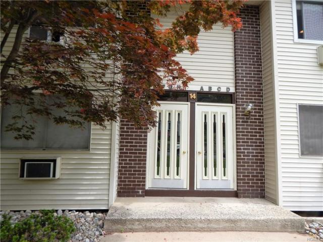 14 Blue Hill Commons Drive I, Orangeburg, NY 10962 (MLS #4723597) :: William Raveis Baer & McIntosh