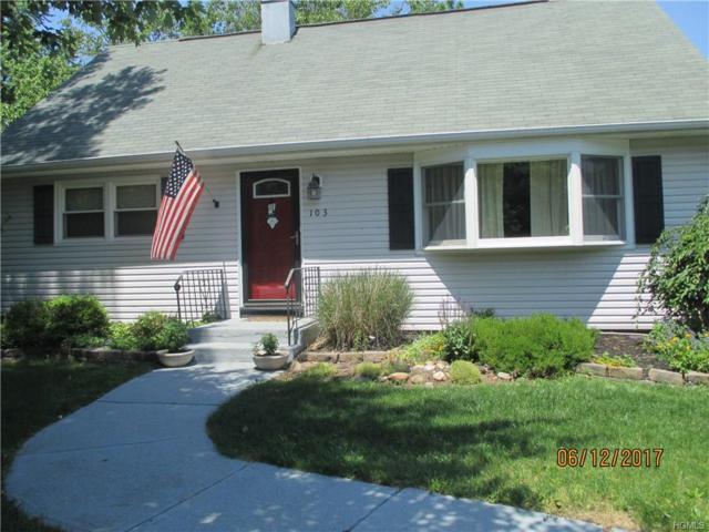 103 Parkway Drive, Orangeburg, NY 10962 (MLS #4727025) :: William Raveis Baer & McIntosh