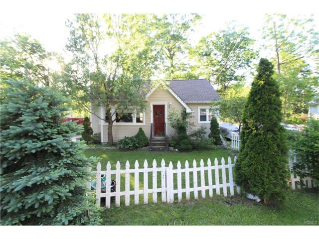 16 Main Drive, Greenwood Lake, NY 10925 (MLS #4727618) :: William Raveis Baer & McIntosh
