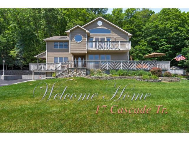 17 Cascade Trail, Greenwood Lake, NY 10925 (MLS #4728164) :: William Raveis Baer & McIntosh