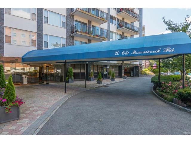 20 Old Mamaroneck Road 7N, White Plains, NY 10605 (MLS #4731989) :: Mark Boyland Real Estate Team