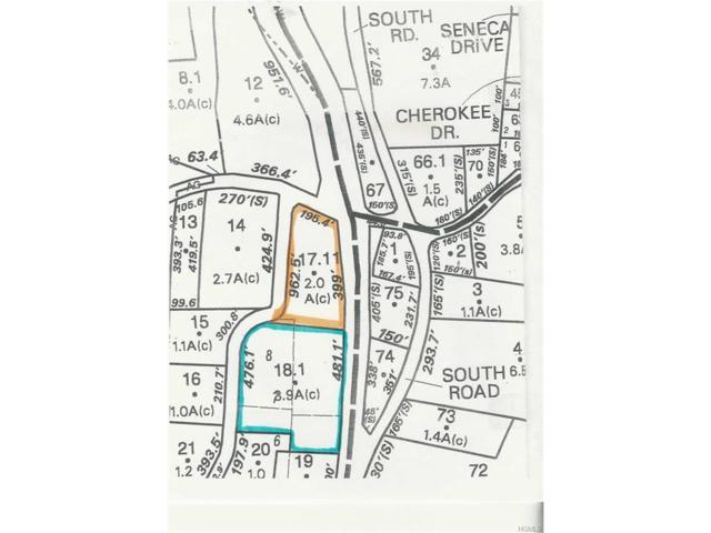 S Route 9W, Marlboro, NY 12542 (MLS #4735635) :: Mark Boyland Real Estate Team