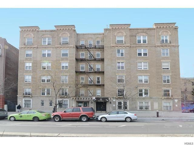 1075 Grand Concourse 1A, Bronx, NY 10452 (MLS #4736013) :: Mark Boyland Real Estate Team