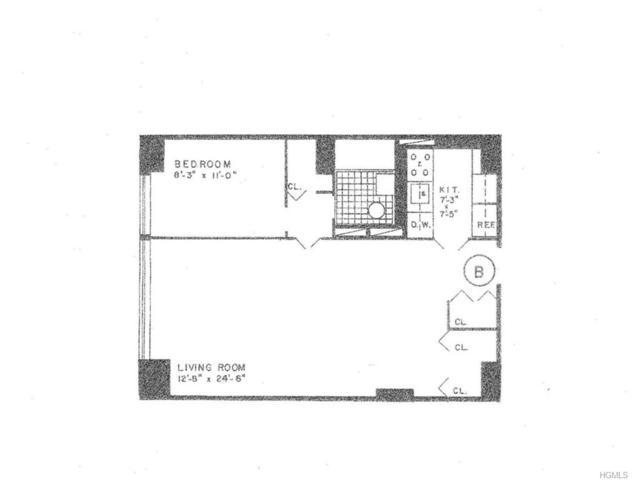 2500 Johnson Avenue 10B, Bronx, NY 10463 (MLS #4739207) :: Mark Boyland Real Estate Team