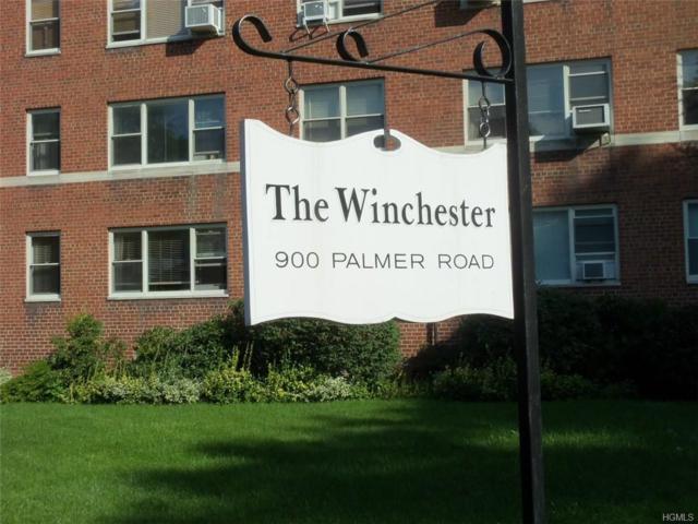 900 Palmer Road 7K, Bronxville, NY 10708 (MLS #4739268) :: Mark Boyland Real Estate Team