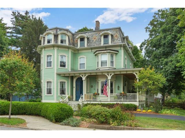 12 Idlewild Avenue, Cornwall On Hudson, NY 12520 (MLS #4739741) :: William Raveis Baer & McIntosh
