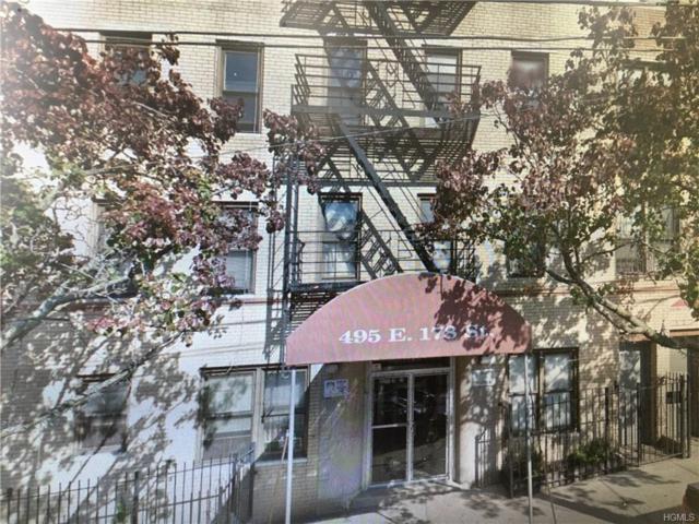 495 E 178 Street 5C, Bronx, NY 10457 (MLS #4740629) :: Mark Boyland Real Estate Team