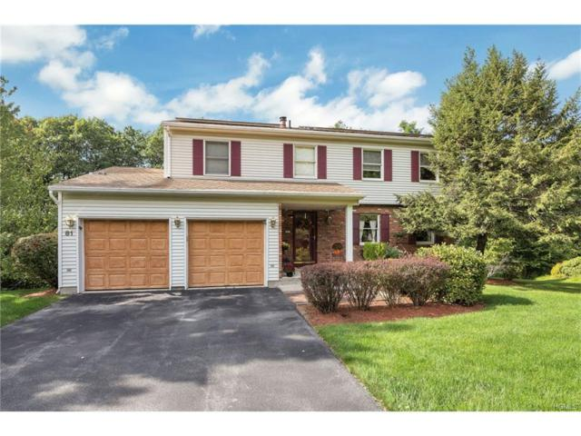 81 Woodland Road, Highland Mills, NY 10930 (MLS #4741517) :: William Raveis Baer & McIntosh