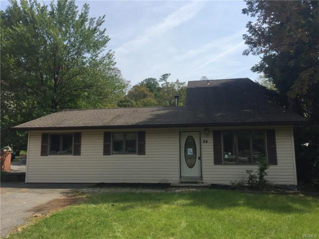 84 Firefighters Memorial Drive, Fort Montgomery, NY 10922 (MLS #4744656) :: William Raveis Baer & McIntosh