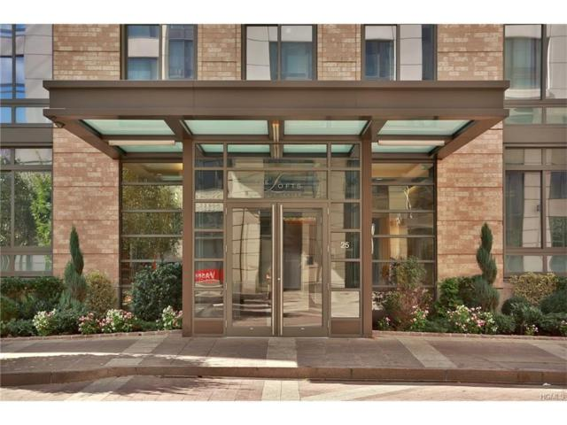 25 City Place 8B, White Plains, NY 10601 (MLS #4744782) :: Mark Boyland Real Estate Team