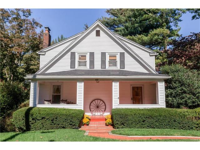 40 Woodlands Avenue, White Plains, NY 10607 (MLS #4745518) :: William Raveis Legends Realty Group