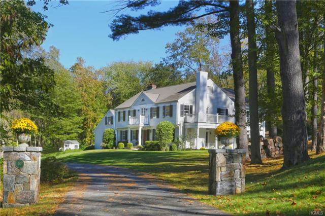 50 Bedford Center Road, Bedford Hills, NY 10507 (MLS #4745524) :: William Raveis Legends Realty Group