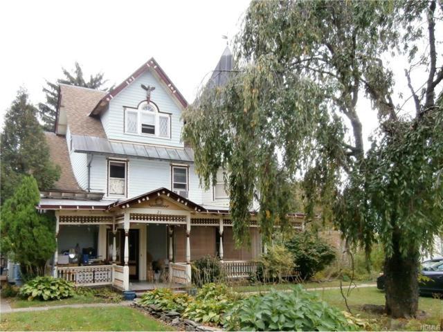 21 Clinton Avenue, Warwick, NY 10990 (MLS #4746236) :: William Raveis Baer & McIntosh