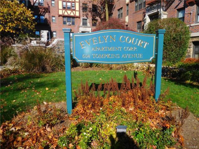 604 Tompkins Avenue E10, Mamaroneck, NY 10543 (MLS #4746702) :: Mark Boyland Real Estate Team
