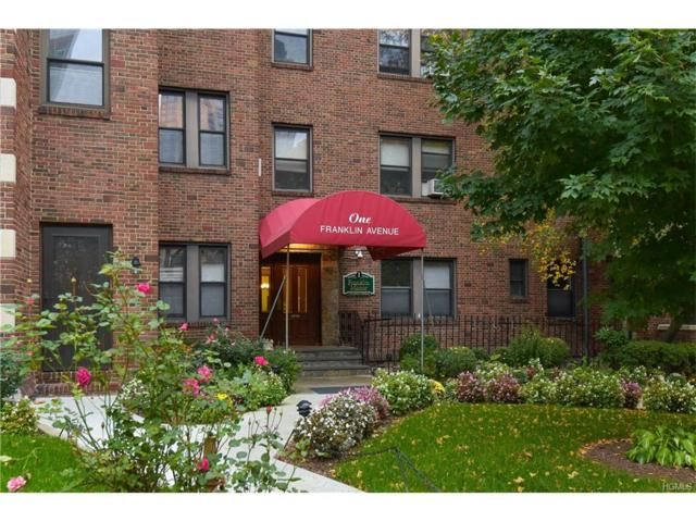 1 Franklin Avenue 4D, White Plains, NY 10601 (MLS #4749321) :: Mark Boyland Real Estate Team