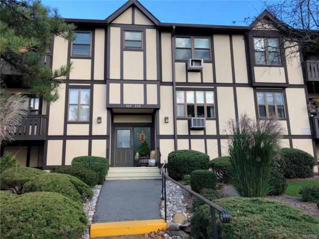 925 Sierra Vista Lane #925, Valley Cottage, NY 10989 (MLS #4750046) :: William Raveis Baer & McIntosh