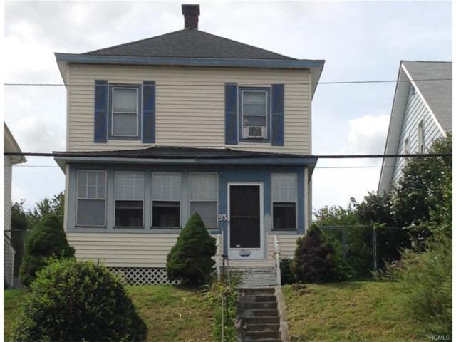 93 Robinson Avenue, Newburgh, NY 12550 (MLS #4750418) :: William Raveis Baer & McIntosh