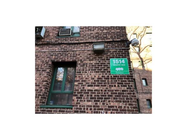 1514 Unionport Road 1C, Bronx, NY 10462 (MLS #4751382) :: Mark Boyland Real Estate Team
