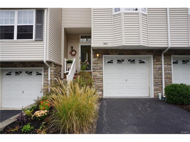 303 Pondview Loop #303, Wappingers Falls, NY 12590 (MLS #4751873) :: Michael Edmond Team at Keller Williams NY Realty