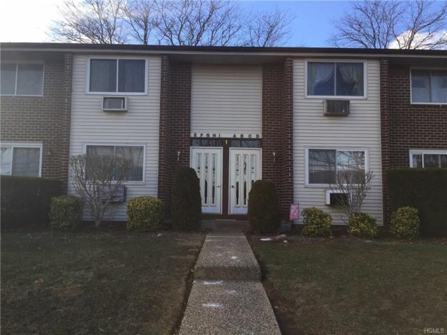 1 Blue Hill Commons Drive G, Orangeburg, NY 10962 (MLS #4753168) :: Mark Boyland Real Estate Team
