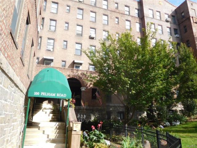 100 Pelham Road 2H, New Rochelle, NY 10805 (MLS #4753619) :: William Raveis Legends Realty Group