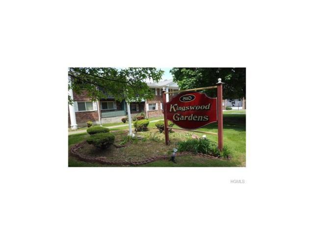 810 Blooming Grove Turnpike #96, New Windsor, NY 12553 (MLS #4802302) :: Mark Boyland Real Estate Team