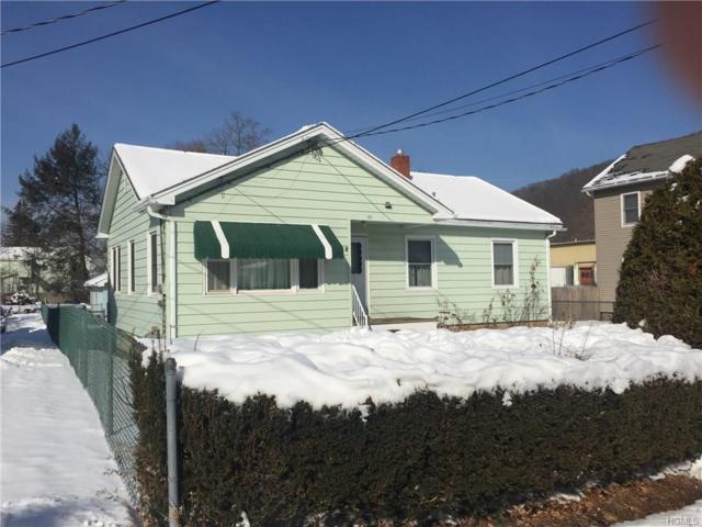 22 Coleman Street, Port Jervis, NY 12771 (MLS #4802363) :: Michael Edmond Team at Keller Williams NY Realty