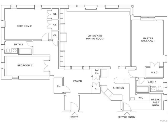 515 E 89th Street 4C4B, New York, NY 10128 (MLS #4803171) :: Mark Boyland Real Estate Team
