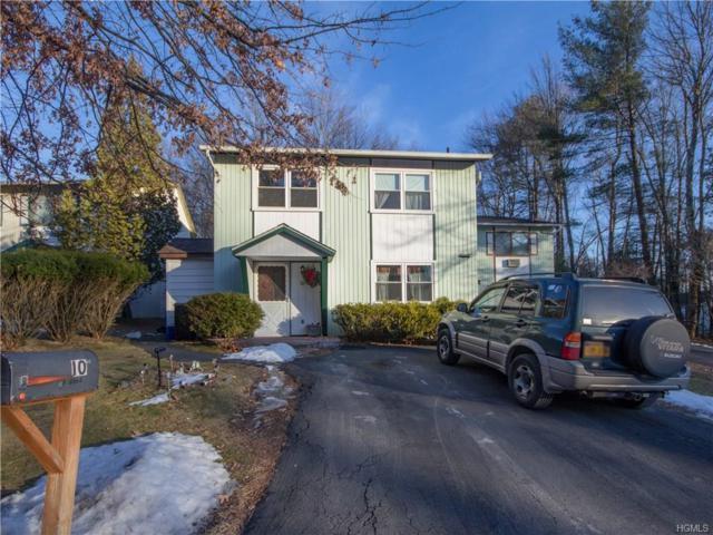 10 Elizabeth Way, Kiamesha Lake, NY 12751 (MLS #4803376) :: Mark Boyland Real Estate Team
