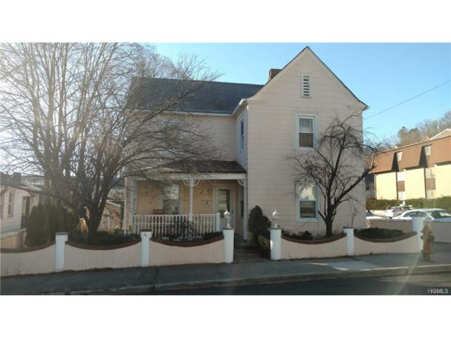 39 Drew Avenue, Highland Falls, NY 10928 (MLS #4803686) :: Michael Edmond Team at Keller Williams NY Realty