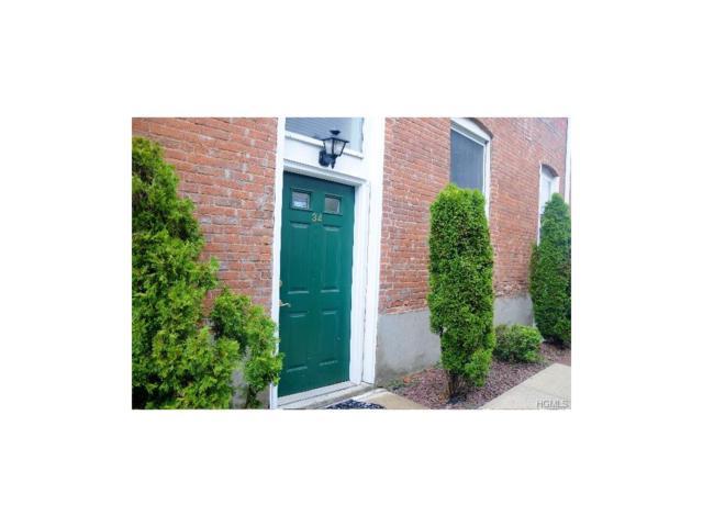 34 Village Mill #34, Haverstraw, NY 10927 (MLS #4804095) :: Mark Boyland Real Estate Team