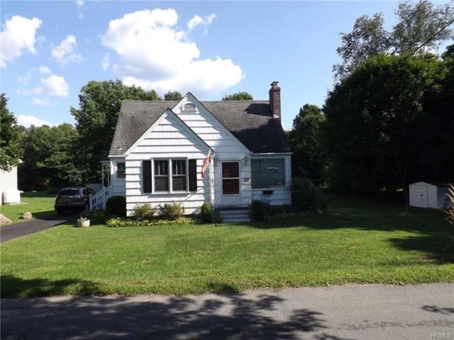 27 Martins Road, Huguenot, NY 12746 (MLS #4805003) :: Mark Boyland Real Estate Team