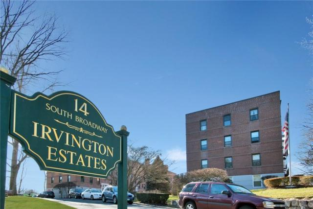 14 S Broadway 12-3A, Irvington, NY 10533 (MLS #4805390) :: William Raveis Legends Realty Group