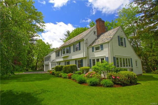 135 Cushman Road, Scarsdale, NY 10583 (MLS #4805771) :: Mark Boyland Real Estate Team