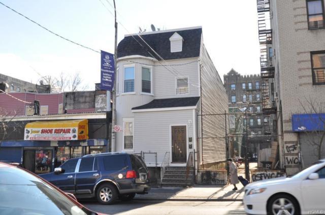 1046 Ogden Avenue, Bronx, NY 10452 (MLS #4805779) :: Mark Boyland Real Estate Team