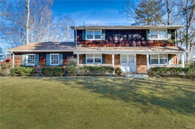 13 Fox Hill Road, Chestnut Ridge, NY 10977 (MLS #4805795) :: Michael Edmond Team at Keller Williams NY Realty