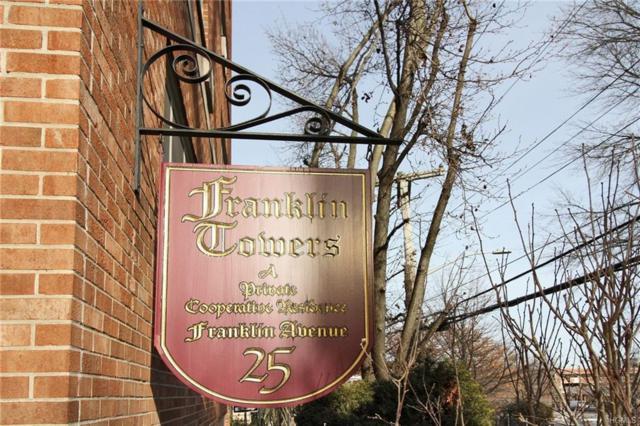 25 Franklin Avenue 3L, White Plains, NY 10601 (MLS #4806109) :: Mark Boyland Real Estate Team