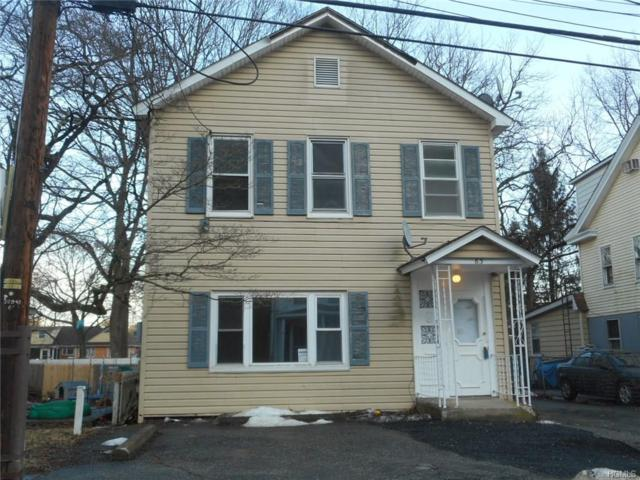 63 Hudson Street, Port Jervis, NY 12771 (MLS #4806136) :: Mark Boyland Real Estate Team