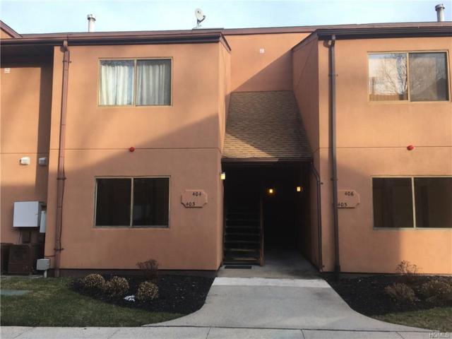 405 Town Hill Road 3D, Nanuet, NY 10954 (MLS #4806238) :: Mark Seiden Real Estate Team