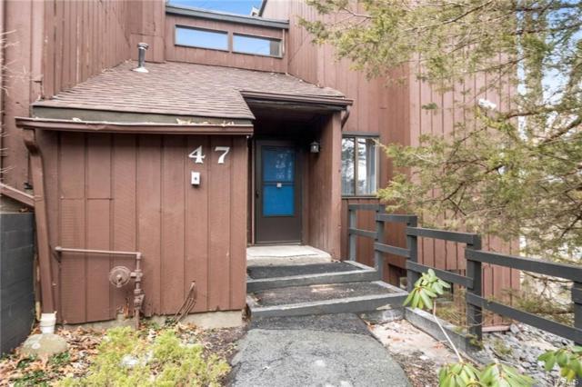 47 Redwood Drive, Highland Mills, NY 10930 (MLS #4806442) :: William Raveis Baer & McIntosh