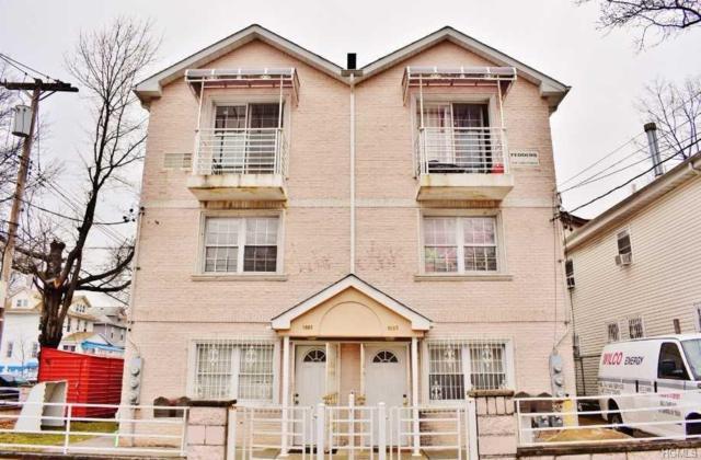 1801 Lacombe Avenue, Bronx, NY 10473 (MLS #4806642) :: Michael Edmond Team at Keller Williams NY Realty