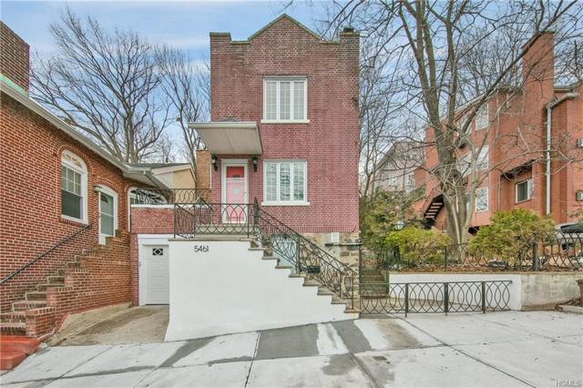 5461 Sylvan Avenue, Bronx, NY 10471 (MLS #4806951) :: Mark Boyland Real Estate Team