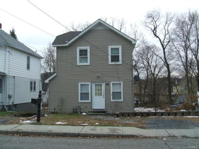 65 Poplar Street, Newburgh, NY 12550 (MLS #4807492) :: The Anthony G Team