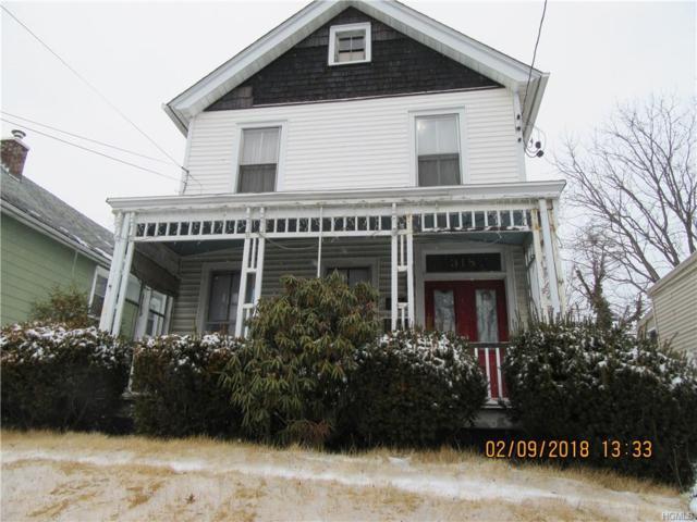 318 South Street, Newburgh, NY 12550 (MLS #4807502) :: Mark Boyland Real Estate Team