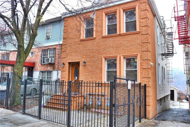 1637 Undercliff Avenue, Bronx, NY 10453 (MLS #4807522) :: Mark Boyland Real Estate Team