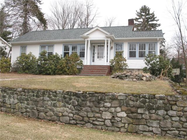 506 Round Lake Park Road, Monroe, NY 10950 (MLS #4807567) :: The Anthony G Team